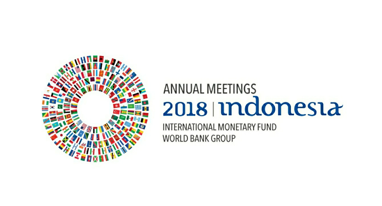 IMF Annual Meetings in Bali in 2018